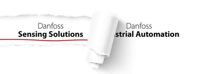 Danfoss Is Introducing Sensing Solutions