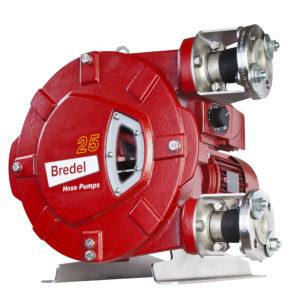 Direktvertrieb von Bredel Hochdruckschlauchpumpen startet in Europa