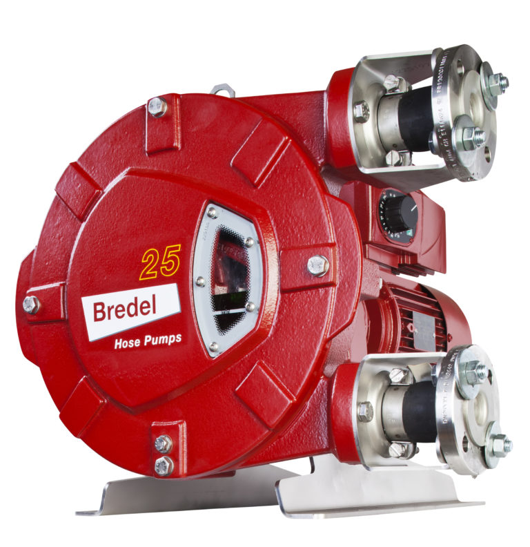 Direct Sales and Support for Bredel Heavy Duty Hose Pumps in Europe