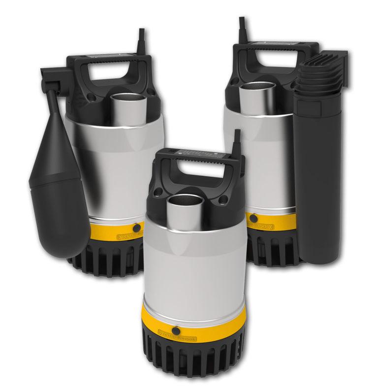 Jung Pumpen stellt neue Schmutzwasserpumpe für den häuslichen Gebrauch vor
