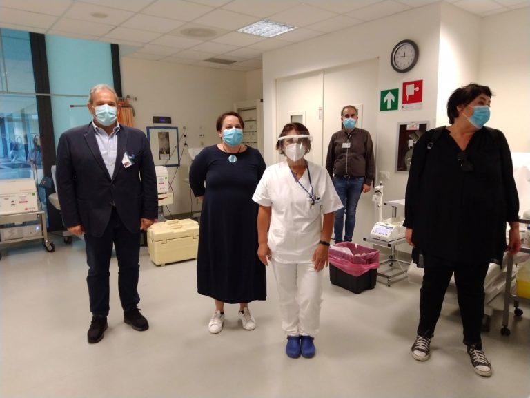 Xylem fait don d'équipement de protection individuelle (EPI) aux travailleurs essentiels