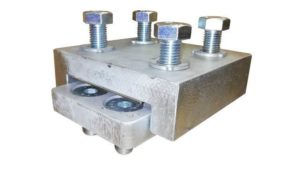 Cojinetes estructurales fabricados a medida para aplicaciones de alta tensión