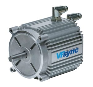 PMAC Motors Designed to Fill the Gap Between Induction and Servo Motors