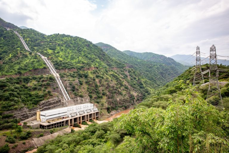 Ethiopian Hydropower Plant To Be Equipped with Intelligent Solutions