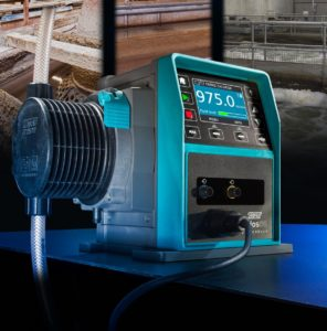 Qdos Chemical Metering Pumps With Four Configurable Outputs
