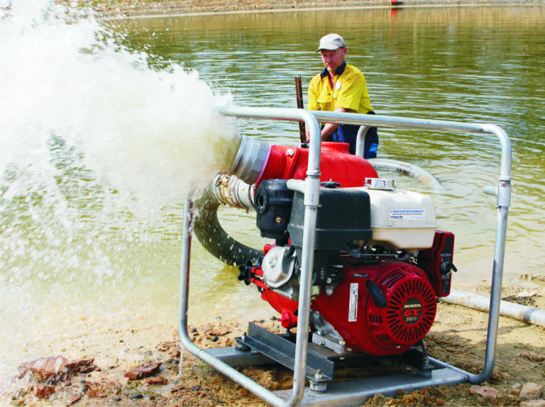 Pumps Fit for Effluent