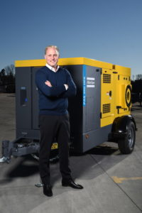 Atlas Copco Appoints Mikael Andersson as President of the Power and Flow Division