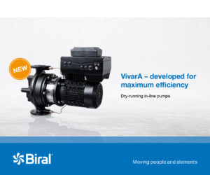 Biral Launches New All-in-One Pump