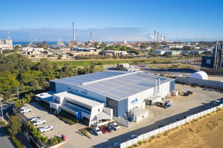 KSB Expands its Facilities in Australia