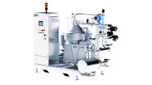 New Centrifuge Line with Direct Drive Models
