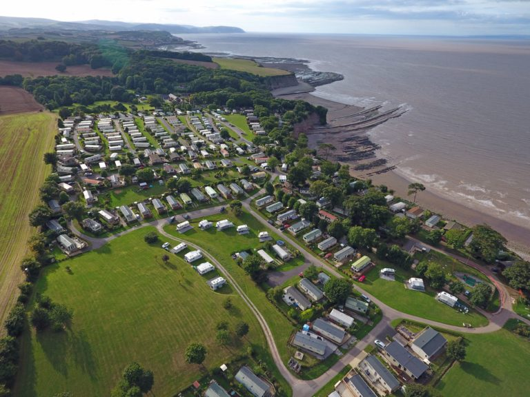 Wastewater Compliance Maintained at Locked Down Holiday Park