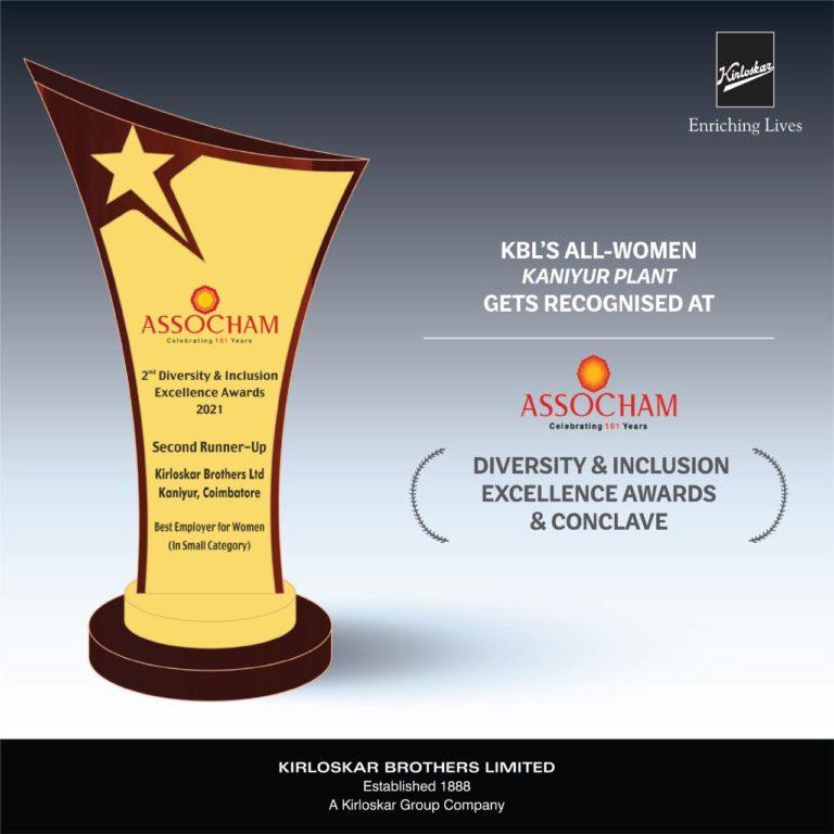 KBL Wins Two Prestigious Awards