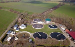Energy-Efficient Wastewater Treatment with Anaerobic Sludge Stabilisation