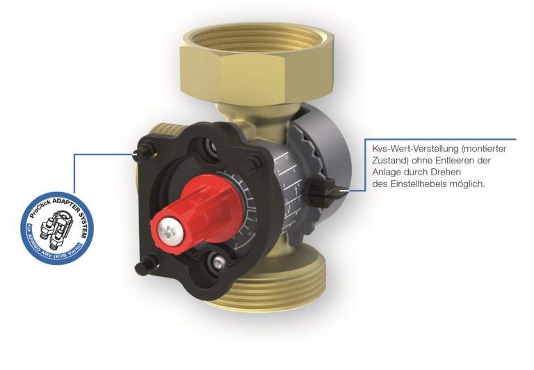 AFRISO presenta un nuevo conjunto de bomba de calefacción