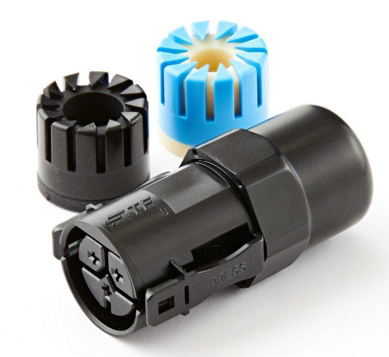Armstrong bietet verbesserte Standardausführung für elektrische Stecker der HEP Optimo Reihe an