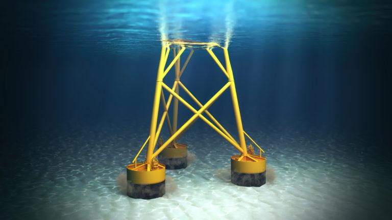 Framo fornisce sistemi di pompaggio marittimo a grandi parchi eolici offshore