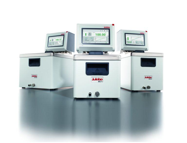 Thermostattechnik für leistungsstarke Temperieranforderungen in Labors