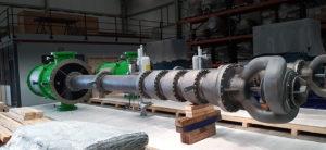 Le pompe Sulzer sono il fulcro dell'energia geotermica