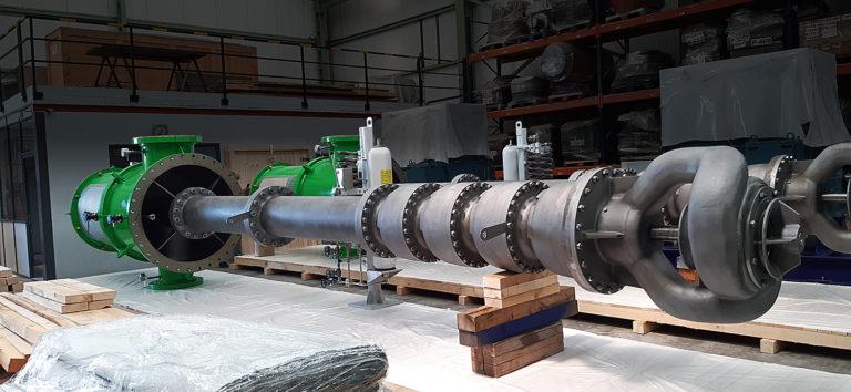 Las bombas Sulzer son el núcleo de la energía geotérmica