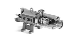 New Multi-Screw Pump for Hygienic Applications