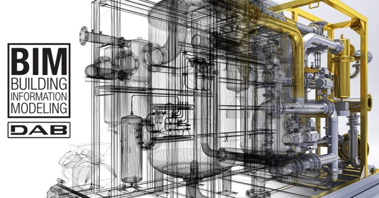 DAB Pumps per lo sviluppo di progetti BIM