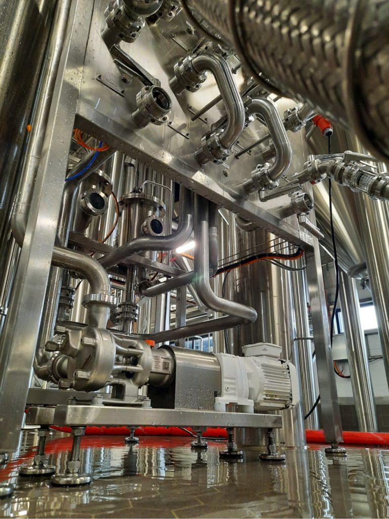 Certa Pumps Eradicate Yeast Handling Issues at German Brewery
