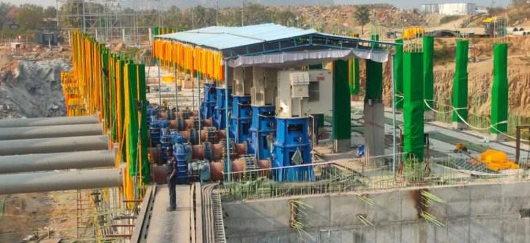 KBL Provides Pumps for Mettur Surplus Water Scheme Project in Tamil Nadu