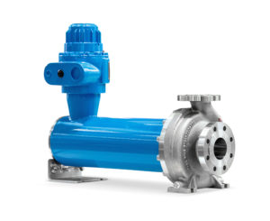 Non-Seal Pumps with E-Monitor Enable Advanced Bearing Condition Monitoring