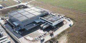 AFRISO bezieht neues Logistik- und Dienstleistungszentrum