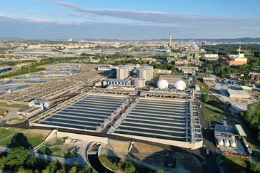 Sulzer unterstützt eine der größten europäischen Abwasseranlagen