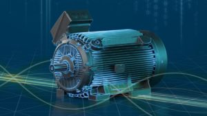 High-Efficiency Motor Series from Siemens Consistently Available in Efficiency Class IE4