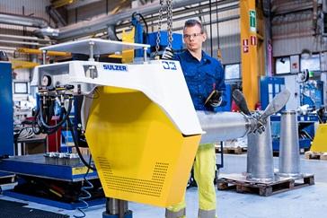 Sulzer amplía el negocio de ventas y posventa con nuevas instalaciones en Dinamarca