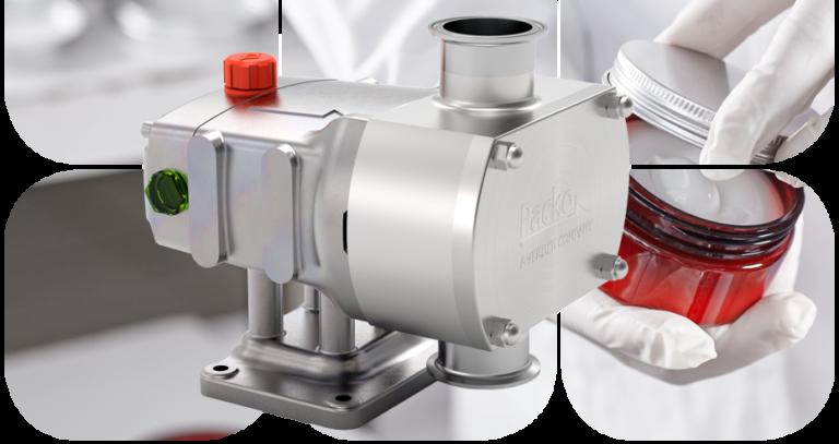 Packo Launches Rotary Lobe Pump