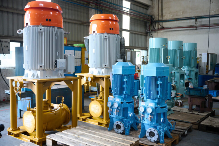 Hamworthy Pumps Wins Another ERP Contract for a Modec Offshore Project