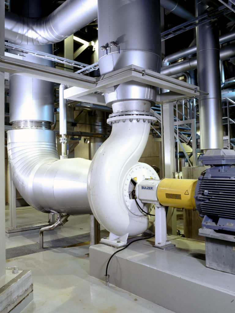 Sulzer to Supply Pumps and Mixers to a new Bioproduct Mill in Finland