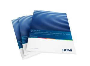 DESMI Group Presents Satisfactory Annual Report for 2020
