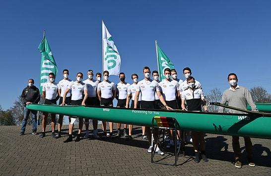"""""""Road to Tokyo"""": Wilo unterstützt das Team Deutschland-Achter"""