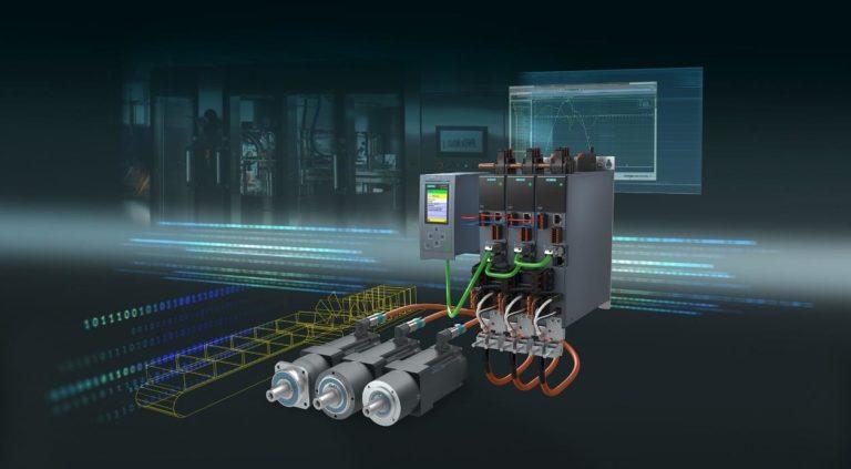 New Motors Extend the Application Range of the Sinamics S210 Servo Drive System