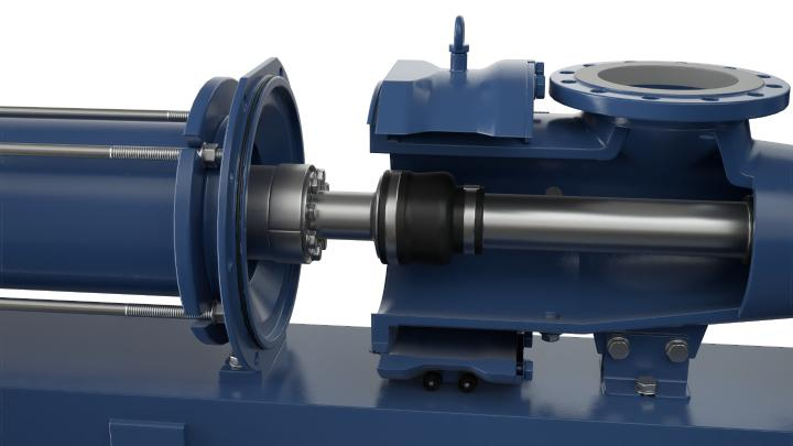 Maintaining Large Pumps is Now Simpler than Ever