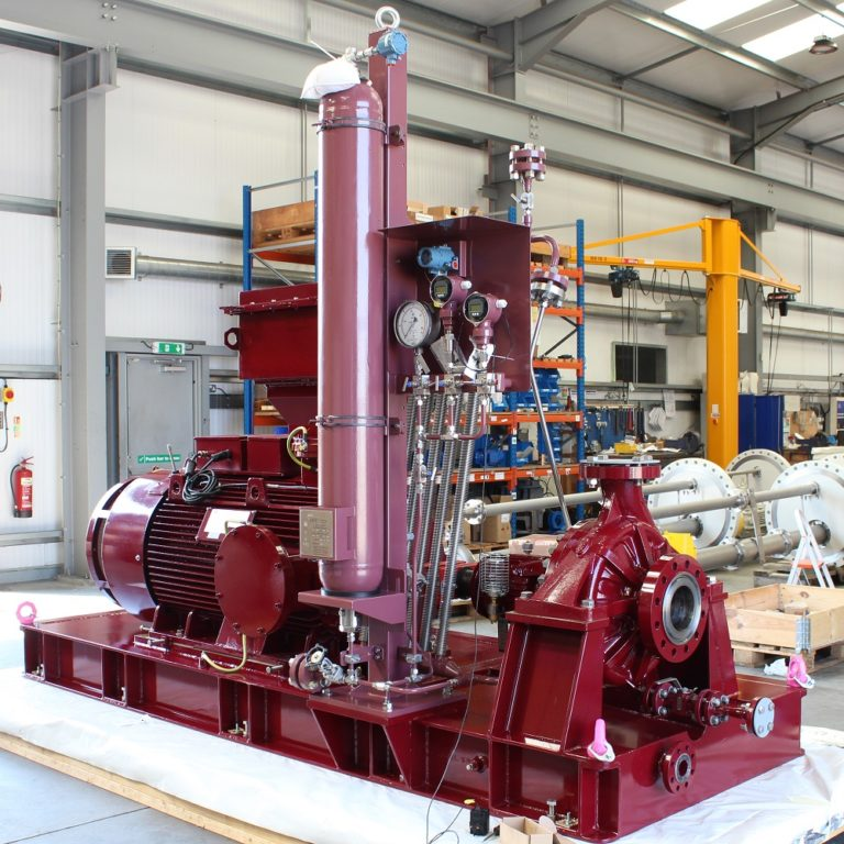 Amarinth Supplies Pumps to Full Field Development Project Off the Coast of Abu Dhabi