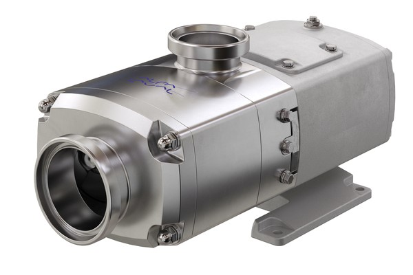 New Lower-Flow Twin Screw Pumps Improve Accuracy and Process Economy