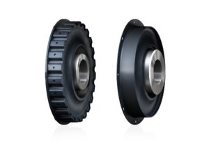 New Highly Torsionally Flexible Coupling Series for Large Hydraulic Pumps