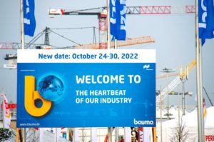 bauma to be Postponed to October 2022