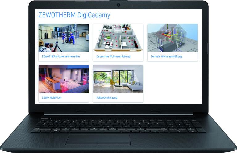 ZEWOTHERM erklärt SHK-Wissen auf eigener Videoplattform