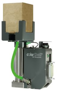 Compact System for Liquid Color Dosing in Plastic Injection Molding