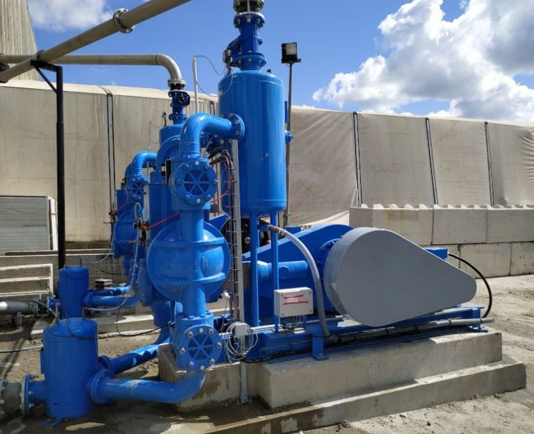 Successful Commissioning of two HMD Pumps in France
