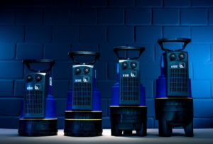 KSB Presents a New Generation of Submersible Motor Pumps