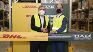Un nuovo polo logistico per DAB
