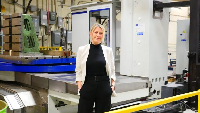 Anna Galoni Appointed CEO of Thordon Bearings