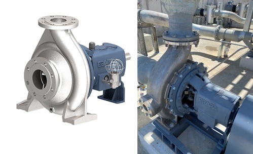 EBARA Delivers Pumps to Spiber's Plant in Thailand
